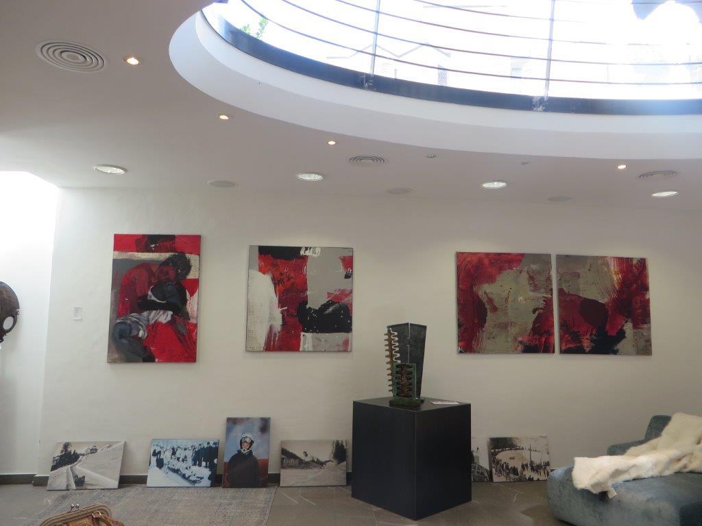 Monica Giarratana_Kunst und Wellness Wasescha St. Moritz